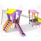 Детский игровой комплекс 2.25 Театр