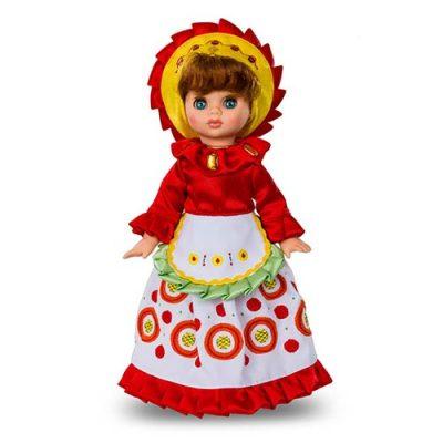 Кукла Эля Дымковская барыня 30 см, Весна