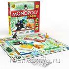 Моя первая Монополия (Monopoly Junior) Hasbro