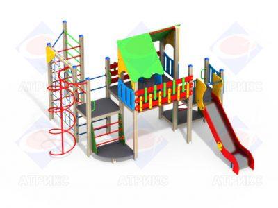 Детский игровой комплекс 9.12 H=1200
