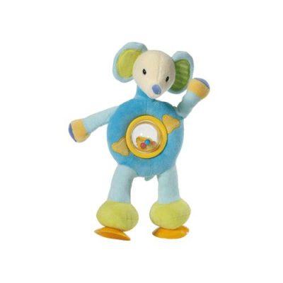 Забавная игрушка Слон (гремит) на присосках