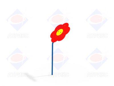 Козырек Цветок МФ 3.053