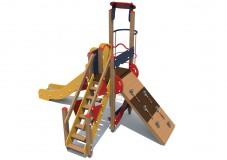 Детский игровой комплекс 1114