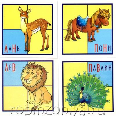 Пространственные карточки к играм Воскобовича купить в интернет-магазине robinzoniya.ru.
