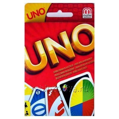 Карточная игра Уно UNO