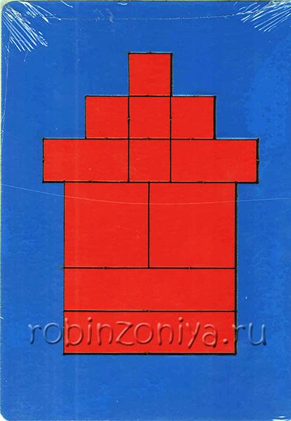Головоломка прямоугольник купить купить в интернет-магазине robinzoniya.ru.