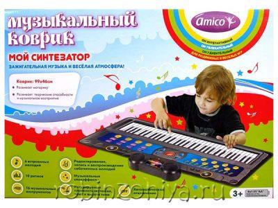 Музыкальный коврик Мой синтезатор