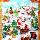 Электронный плакат Сказки зимы