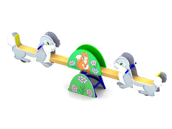 Качалка балансир для детской игровой площадки купить в Воронеже в интернет-магазине robinzoniya.ru.