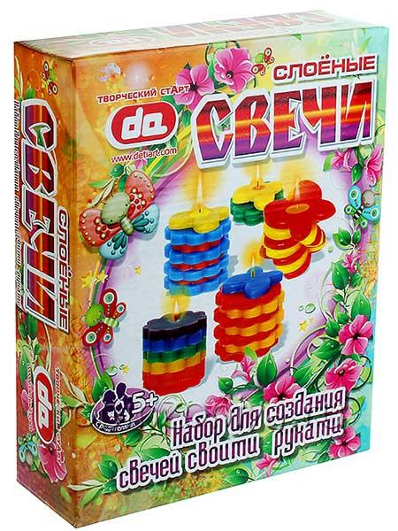Домашнее изготовление свечей Бабочки, Цветочки купить в интернет-магазине robinzoniya.ru.