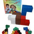 Кубики для всех, картонная коробка
