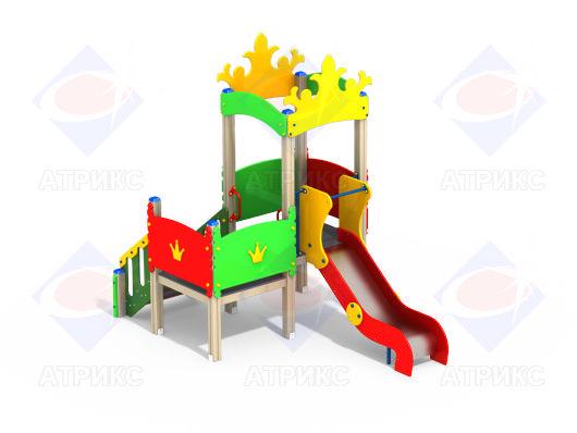 Детский игровой комплекс 2.131 купить в Воронеже в интернет-магазине robinzoniya.ru.