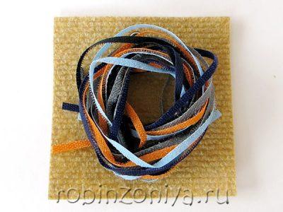 Воскобович Разноцветные веревочки 2