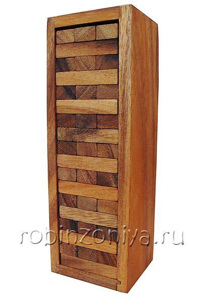 Дженга от Thai Wood большая (29,5 см)