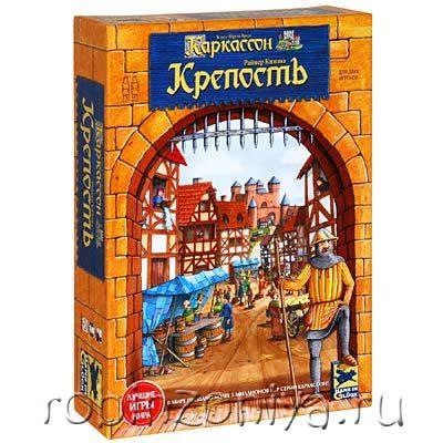 Настольная игра Каркассон Крепость