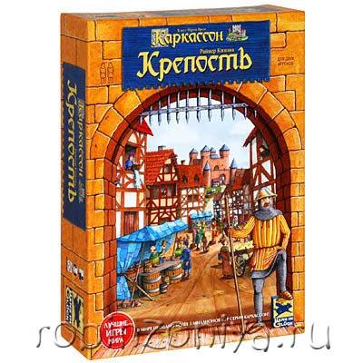 Крепость каркассон игра купить в интернет-магазине robinzoniya.ru.
