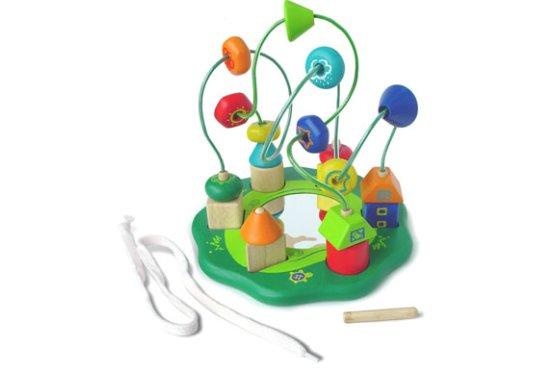 Развивающая игрушка лабиринт