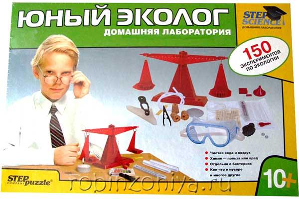 Юный эколог купить в интернет-магазине robinzoniya.ru.