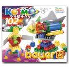 Конструктор Кроха Космос 102 деталей от Бауэр (Bauer)