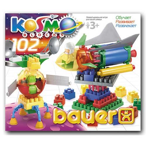 Конструктор Кроха Космос 102 деталей купить в интернет-магазине robinzoniya.ru.