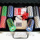 Набор для покера Royal Flush 300 фишек