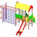 Детский игровой комплекс 1.07 H=1200