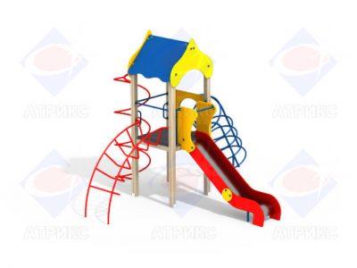 Детский игровой комплекс 1.011 Лиана H=1200