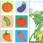 Загадки невидимки Овощи