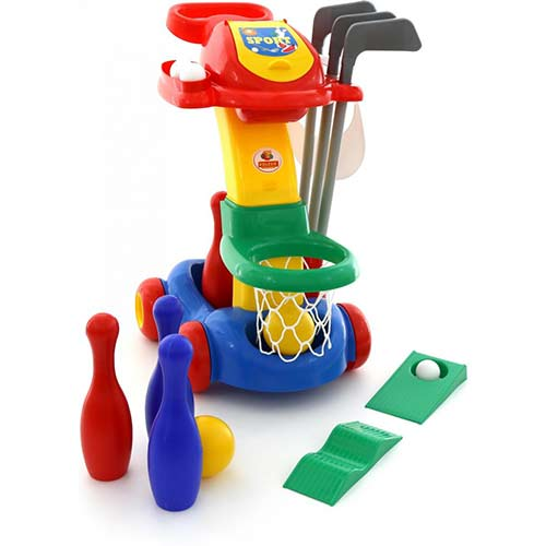 Игровой набор 54531 от Полесье купить в интернет-магазине robinzoniya.ru