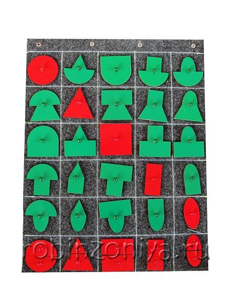 Логоформочки игра Воскобовича купить в интернет-магазине robinzoniya.ru.