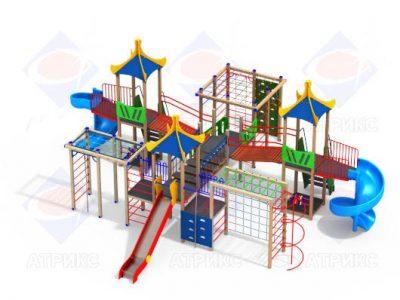 Детский игровой комплекс 5.05-15 H=1800