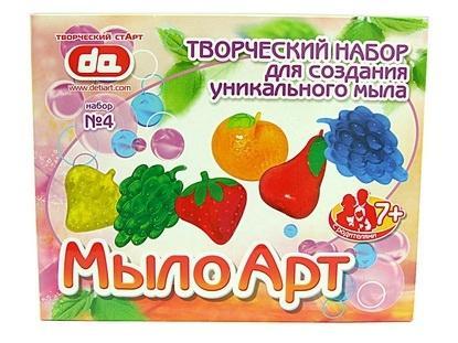 Набор для создания мыла Фрукты купить в интернет-магазине robinzoniya.ru.