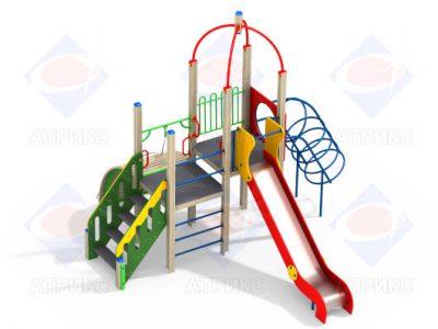 Детский игровой комплекс 1.226 H=1500