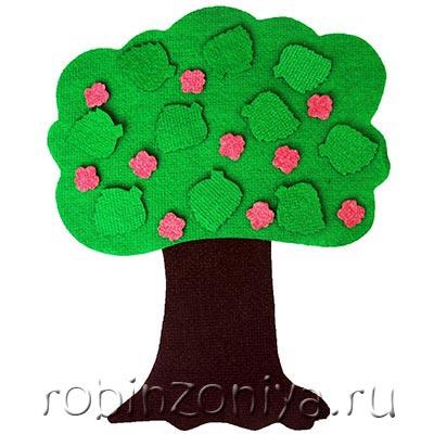 Игры из ковролина Учим сезоны купить в интернет-магазине robinzoniya.ru.