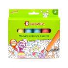 Baramba Мелки цветные для асфальта 6 шт
