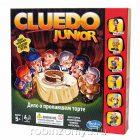 Настольная игра Мое первое клуэдо (Cluedo Junior),Hasbro