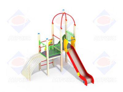 Детский игровой комплекс 1.225 H=1500