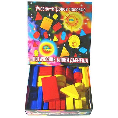 Логические блоки Дьенеша купить в интернет-магазине robinzoniya.ru.