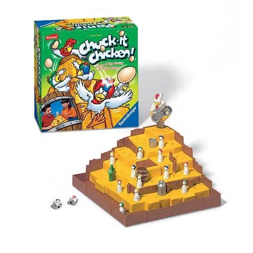 Настольная игра для детей Курятник Кики-Рики купить в интернет-магазине robinzoniya.ru.