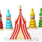 Весы пирамидки, Мир деревянной игрушки (МДИ)