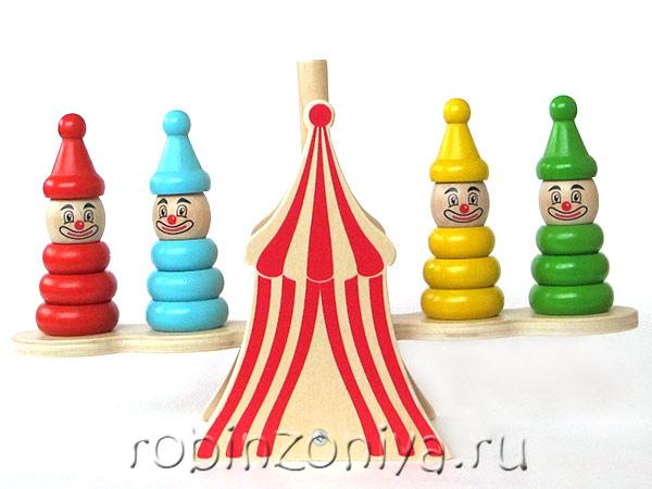Весы пирамидки от МДИ купить можно тут — Робинзония.