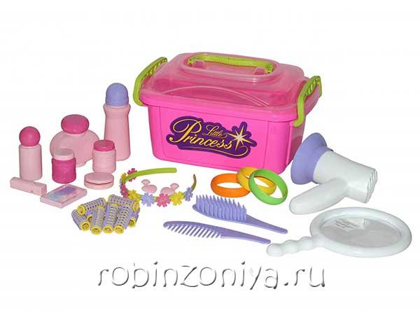 Набор Маленькая принцесса от Полесье купить можно тут. Доставим по России!
