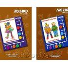 Логико-малыш Карточки к планшету Наша одежда 1/2 (2 комплекта)