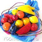 Волшебный мешочек Фрукты и ягоды