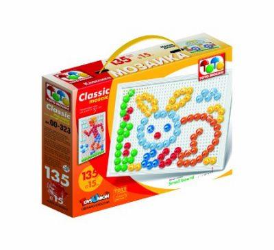 Мозаика для детей Классика 135 фишек