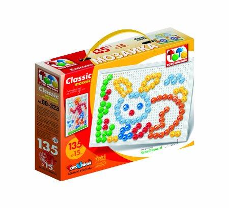Мозаика детская 135 фишек купить в интернет-магазине robinzoniya.ru.