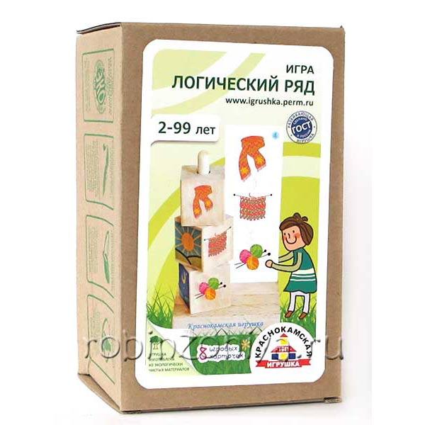 Логический ряд Краснокамская игрушка