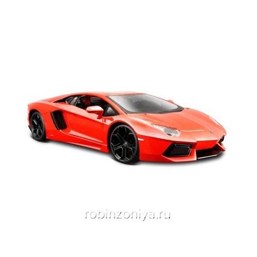 Машина радиоуправляемая Lamborghini Murcielago lp670 4 sv от Maisto купить в интернет-магазине robinzoniya.ru.
