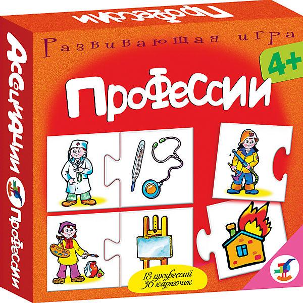 Ассоциации игра Профессии от Дрофа купить с доставкой по России.