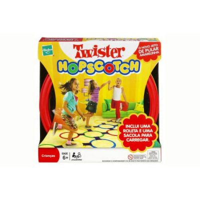Игра напольная Твистер Классики,Hasbro